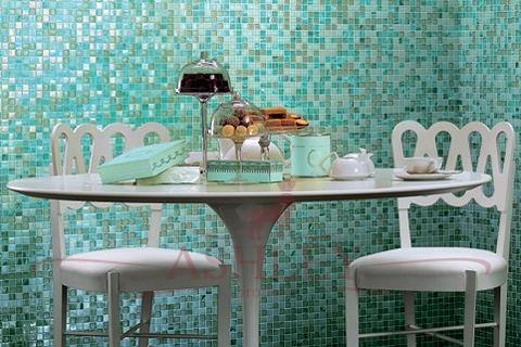 Miscele 20 Aqua Collection Bisazza Miscele Мозаика Италия