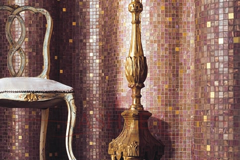 Miscele 20 Gold Collection Bisazza Miscele Мозаика Италия
