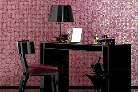 Miscele 20 Rose Collection Bisazza Miscele Мозаика Италия