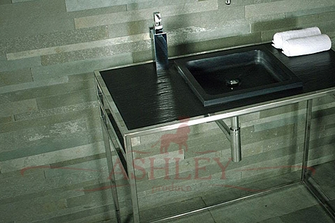 Piano_black International Slate Company Artesia design Натуральный камень Италия