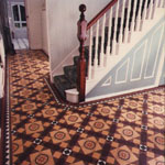 Floor Tile Restoration
